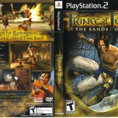 Joc original Prince Of Persia Sands Of Time pentru consola PlayStation2 PS2 - Jocuri PS2 Ubisoft, Actiune, Toate varstele, Single player