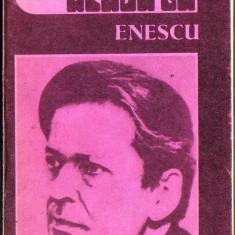 Theodor Balan-Acasa la Enescu - Carte Arta muzicala