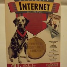 SUCCES CU INTERNET - ALLEN L. WYATT - Carte despre internet