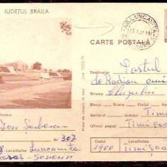 Romania - Intreg postal - BRAILA - Vedere