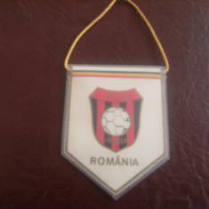Fanion fotbal 2, de colectie, al Clubului F.C.M. Resita !