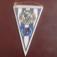 Fanion  fotbal, de colectie, Asociatia Sportiva Gloria Resita !