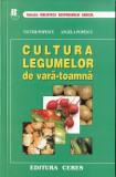 CULTURA LEGUMELOR DE VARA-TOAMNA de VICTOR POPESCU si ANGELA POPESCU, Alta editura
