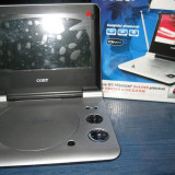 COBY 8`` TFT Portable DivX/DVD Player with TV TUNER and USB SLOT