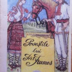 POVESTILE LUI FAT-FRUMOS - Basmele Romanilor - Carte Basme