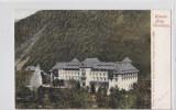 B76640 Romania Sinaia Hotel Caraiman clasica 1900