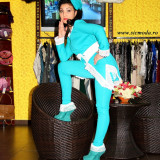 Compleu marca Sic Moda - Costum dama, Marime: One size, Culoare: Turcoaz, Costum cu pantaloni, Turcoaz