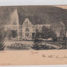 B76620 Romania Sinaia Hotel Caraiman 1900