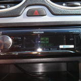 CD Player Auto Kenwood BT53U (model 2013), procesor sunet DSP 24 bit