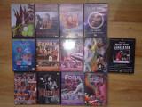 Vand 13 DVD -uri  ROCK PROGRESSIVE : FOCUS , ELP , WOODSTOCK , JETHRO TULL , VAN DER GRAAF , GONG , STEVE HOWE etc