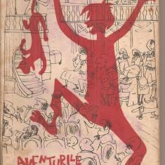 (C4741) AVENTURILE LUI TOM SAWYER DE MARK TWAIN, EDITURA TINERETULUI, 1964, TRADUCERE DE FRIDA PAPADACHE