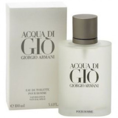 Armani Acqua di Gio 100ml EDT Tester 100% original, Apa de toaleta, 75 ml, Chanel