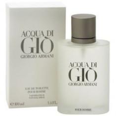 Armani Acqua di Gio 100ml EDT Tester 100% original - Parfum barbati Dolce & Gabbana, Apa de toaleta, 75 ml
