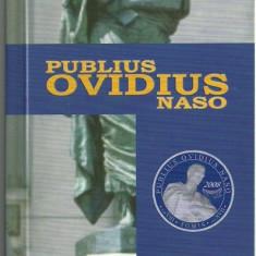 ROMANIA 1 LEU 2008 PUBLIUS OVIDIUS NASO, Tombac - certificat BNR - Moneda Romania
