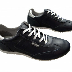 Pantofi dama piele naturala Bit-843-bl - Adidasi dama Bit Bontimes, Culoare: Nero