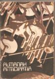 (C4716) ALMANAH ANTICIPATIA 1986, Alta editura