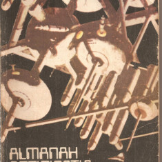 (C4716) ALMANAH ANTICIPATIA 1986