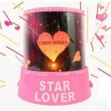 LAMPA PROIECTOR-Star Lover - Lampa veghe copii