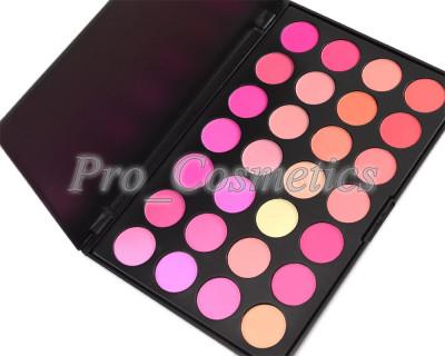 Trusa Blush Profesionala Mac 28 Culori Paleta Blush Fard Obraz Trusa