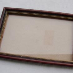 Rama veche din lemn (6) - Rama foto