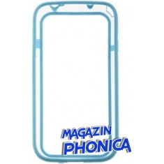 Bumper Samsung Galaxy S4 i9500 + folie ecran + expediere gratuita Posta - sell by PHONICA