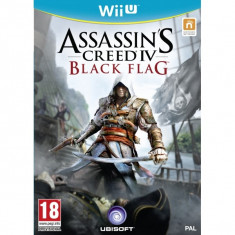 PE COMANDA Assassins Creed IV 4 Black Flag WII U - Assassins Creed 4 Wii U Ubisoft