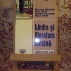 Florentina Samihaian - Limba si literatura romana pentru clasa a XI a - Instruire si evaluare, Alta editura
