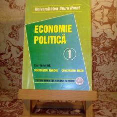 Constantin Enache - Economie politica 1 - Carte Economie Politica