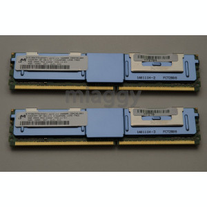 Kit memorie 8GB (2 x 4GB) PC2-5300F 667 FB-DIMM (fully buffered fbdimm) MacPro