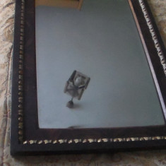 Oglinda foarte  veche / BIEDERMIER -original