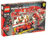 LEGO 8144 Ferrari 248 Team (editia Michael Schumacher)