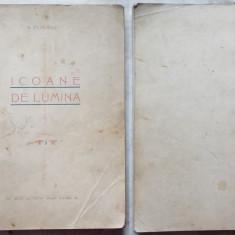 N. Petrascu , Icoane de lumina , volumul 1 , 1935 , Regina Maria , Elena Negri