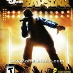 Rapstar PS3 JOC ORIGINAL FULL English UK Zona 2 - Jocuri PS3 Ea Sports, Simulatoare, 12+