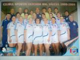 Foto CS Oltchim Rm.Valcea (sezon 2008-2009)