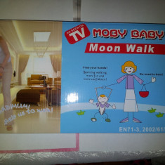 Ham /Premergator pentru Bebe/Bebelusi primii pasi MOON WALK