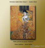 Tablouri canvas - Portretul Adelei Bloch-Bauer I - Gustav Klimt - 70x50cm - LIVRARE GRATUITA 24-48h