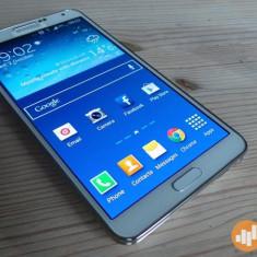 Samsung galaxy note3 din noiembrie 2013 - Telefon mobil Samsung Galaxy Note 3, Negru, 32GB, Neblocat, >2000 MHz, 2G & 3G & 4G