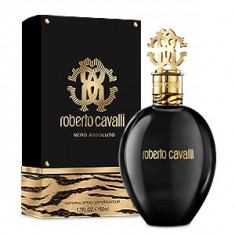 Roberto Cavalli Nero Assoluto EDP 75 ml pentru femei - Parfum femeie Roberto Cavalli, Apa de parfum