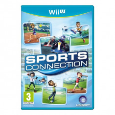 Sports Connection WII U, Sporturi, Toate varstele, Multiplayer
