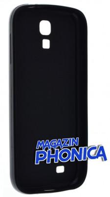 Husa silicon soft Samsung Galaxy S4 i9500 i9505 + folie ecran foto