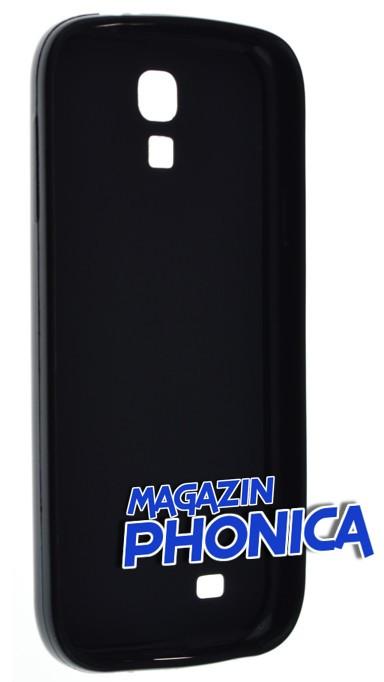 Husa silicon soft Samsung Galaxy S4 i9500 i9505 + folie ecran
