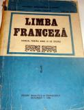LIMBA FRANCEZA ( manual pentru anul III de studiu ) - 1990