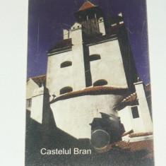 Cartela telefonica - CETATI - CASTELE - CASTELUL BRAN - 2004 - 2+1 gratis pt produse la pret fix - RBK4421 - Cartela telefonica romaneasca