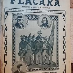 revista flacara15 iunie 1913 (aniversare constitutiei romanesti )