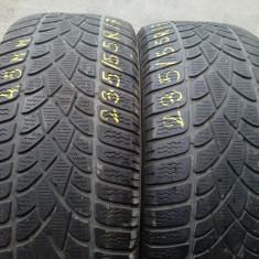 2 ANVELOPE M+S 235 55 R17 DUNLOP PROFIL 4, 5MM - Anvelope iarna Dunlop, H, Indice sarcina: 99