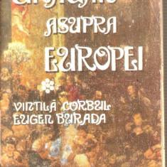 Vintila Corbu/Eugen Burada-Uragan asupra Europei - Carte de aventura