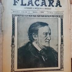 revista flacara 18 mai 1913  ( numar inchinat lui wagner )