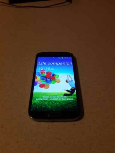 VAND SAMSUNG GALAXY S4 GT-I9505 16GB foto mare