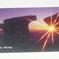 Cartela telefonica - PEISAJ - NATURA - MUNTE - BUCEGI - BABELE SI SFINXUL - 2003 - 2+1 gratis pt produse la pret fix - RBK4399 - Cartela telefonica romaneasca