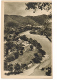 #carte postala(ilustrata)- CALIMANESTI-Valea Oltului, Circulata, Printata